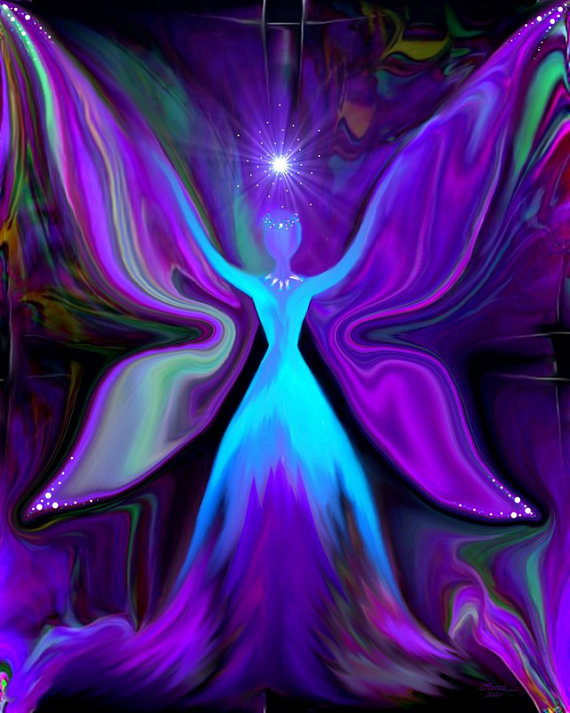 Engelen en lichtwezens