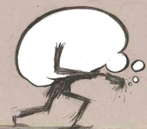 Belastende gedachten