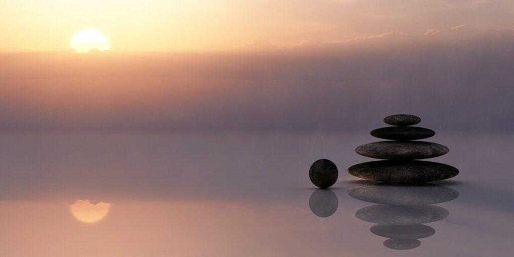 Balans in geven en ontvangen