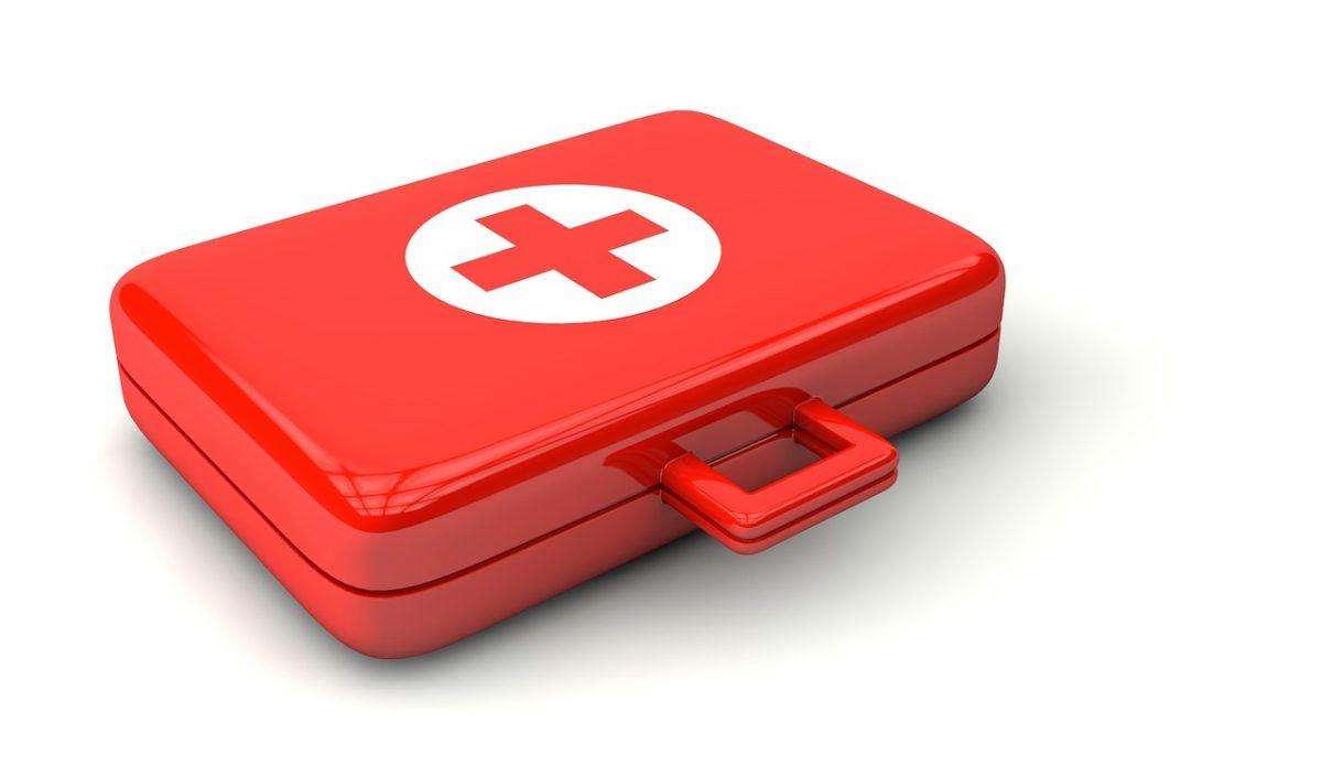 Maak je eigen EHBO kist: Eerste Hulp Bij Onvrede