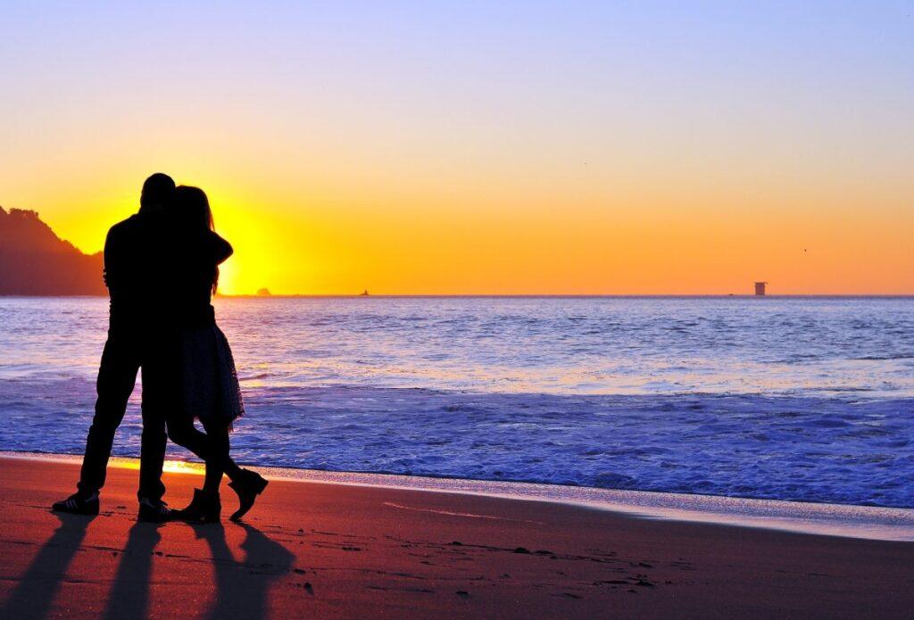 Geestelijk volwassen liefdesrelaties