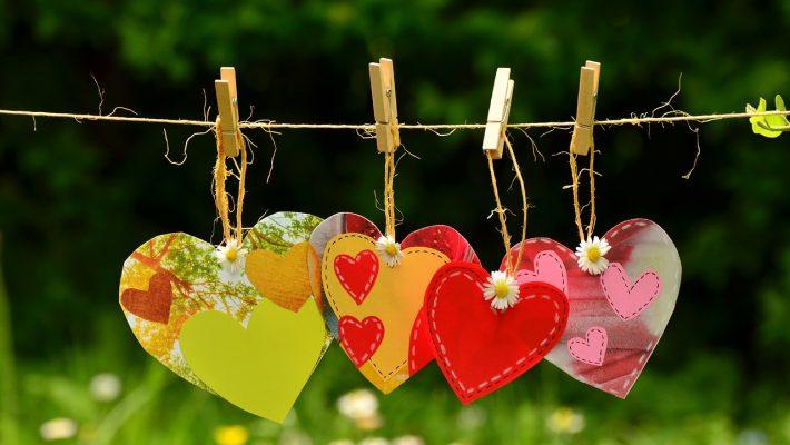 Laten we het hebben over de liefde