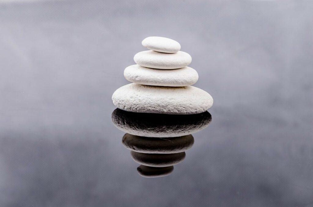 Balans in geven en nemen
